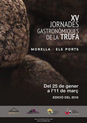 XV Jornadas Gastronómicas de la Trufa en Morella - Els Ports
