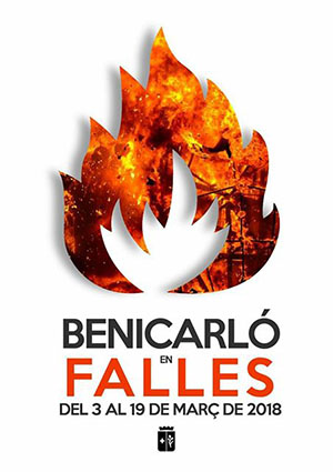 Falles de Benicarló 2018