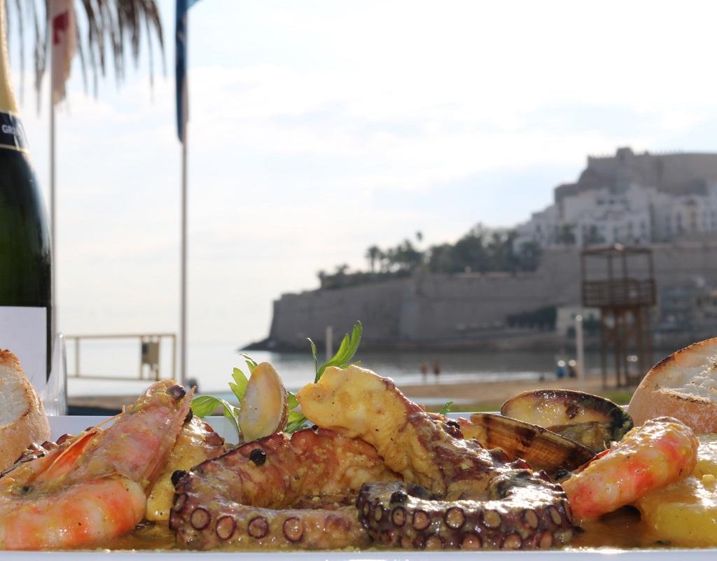 La gastronomía destacó como gancho para visitar Peñíscola en 2017