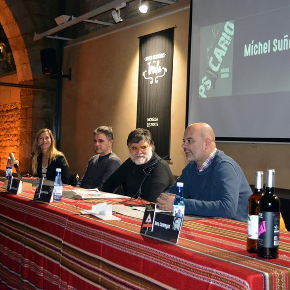 Todo listo para «Morella negra como la Trufa», el festival gastronómico-literario