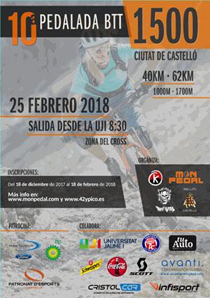 10ª Pedalada BTT Ciutat de Castelló