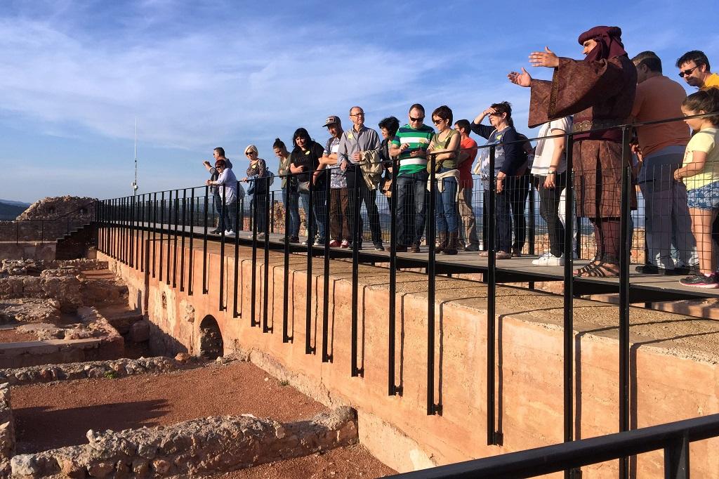 Onda ofrece una nueva edición de visitas teatralizadas al casco histórico y el Castillo de las 300 Torres