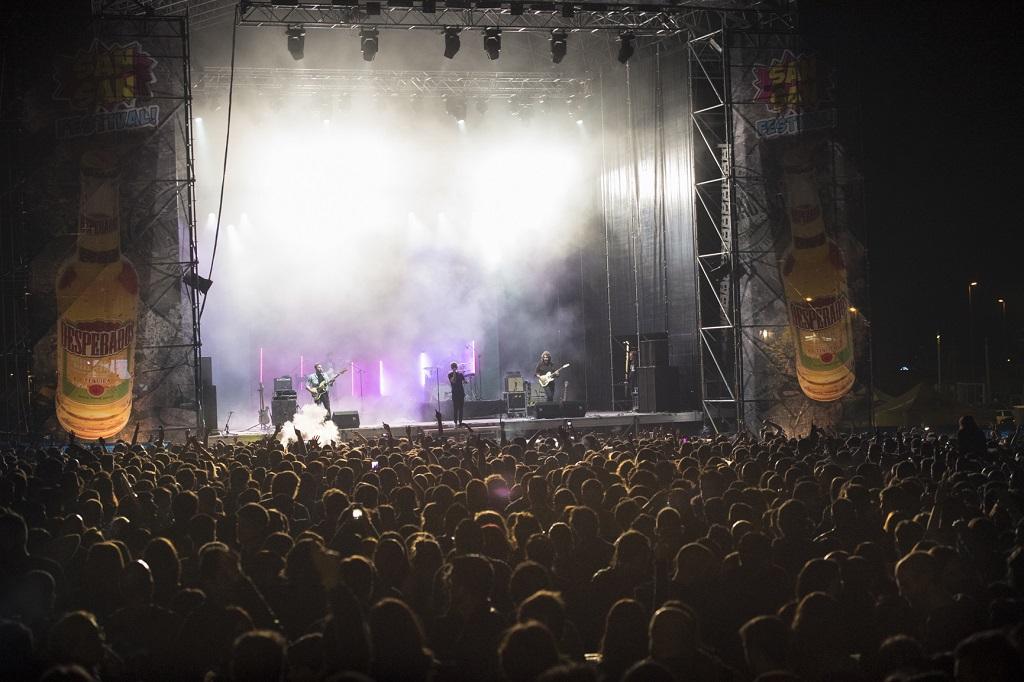 La Diputación inicia con el San San Festival la campaña 'Castellón Tierra de Festivales' de 2018