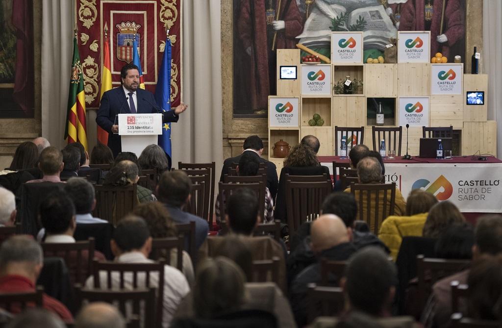La Diputación impulsa una red provincial de experiencias gastroturísticas para aumentar las oportunidades de los pueblos