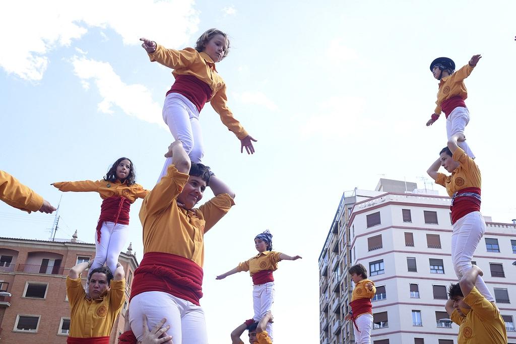 Magdalena 2018: Fotos de la trobada de Muixarangues de Castelló