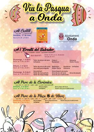 Pascua en Onda
