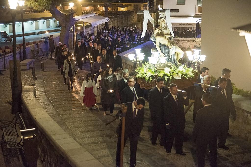 Peñíscola afronta la Semana Santa con el cartel de 'Todo Completo'