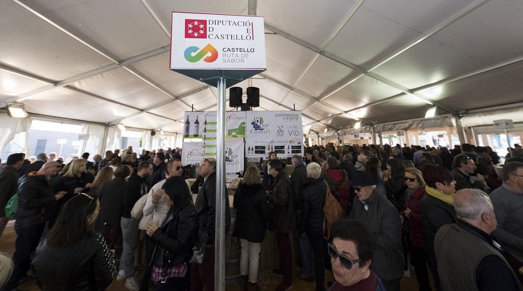 'Castelló Ruta de Sabor' está presente en los principales eventos gastronómicos de la Magdalena