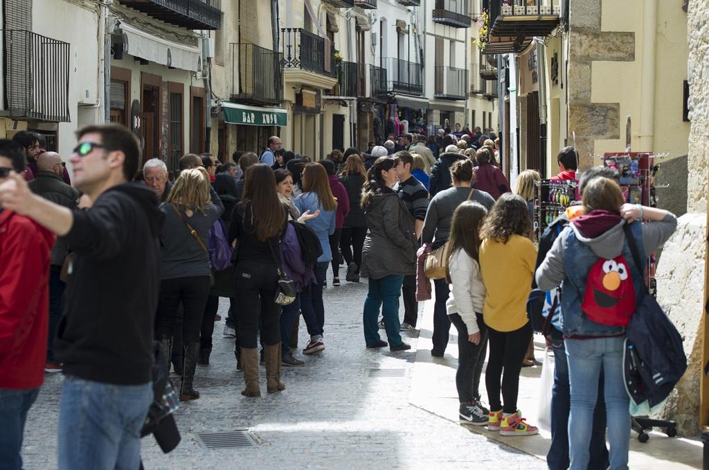La provincia tendrá un nivel de ocupación del 80% durante la Semana Santa