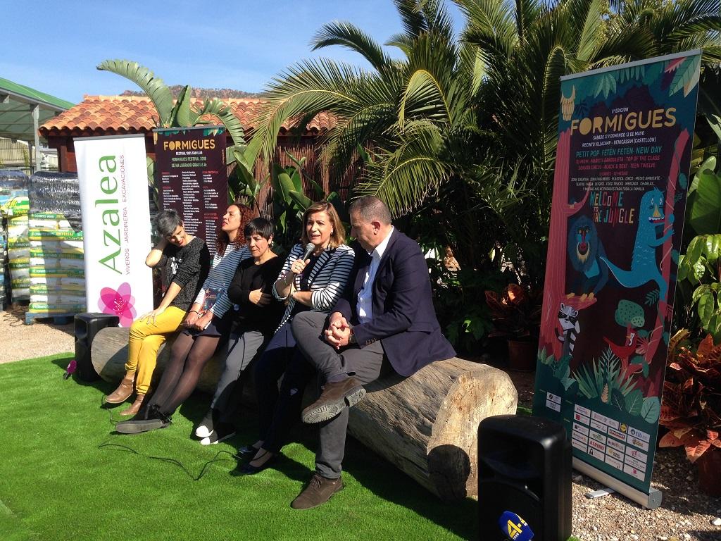 El Formigues Festival 2018 prepara la edición de este año en el recinto VillaCamp de Benicàssim