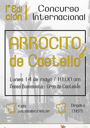 1ª Edición Concurso Internacional 'Arrocito de Castelló'