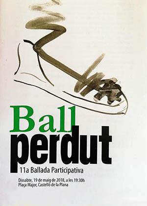 Ball Perdut de Castelló - 11ª Ballada Participativa