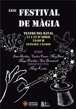 Festival de magia de Castellón