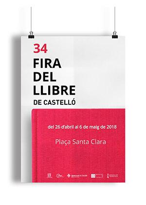 34ª Fira del Llibre de Castelló 2018