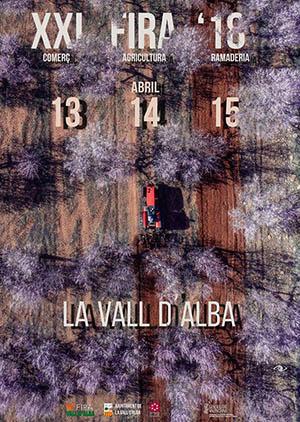 XXI Fira del Comerç, Agrícola i Ramaderia de Vall d'Alba