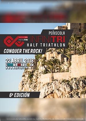 Infinitri Half Triathlon en Peñíscola