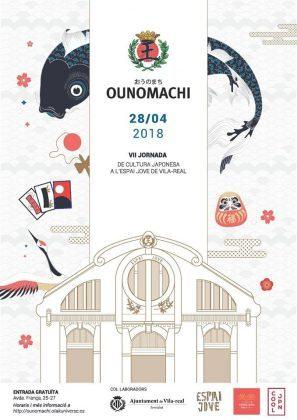 Ounomachi, VII Jornada de la Cultura Japonesa en Vila-real