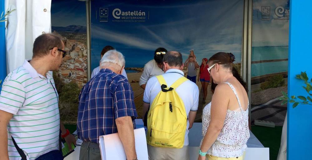 La Diputación de Castellón mostrará los alicientes turísticos de Castellón en la calle Xàtiva de Valencia