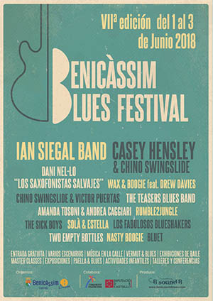 VII Blues Festival de Benicàssim