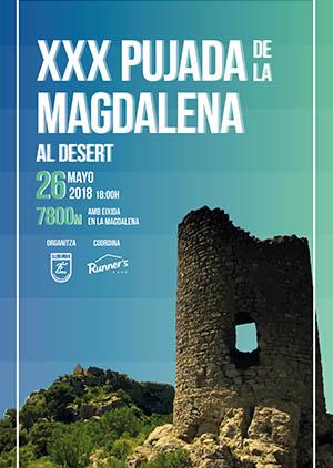 XXX Pujada de la Magdalena al Desert 2018