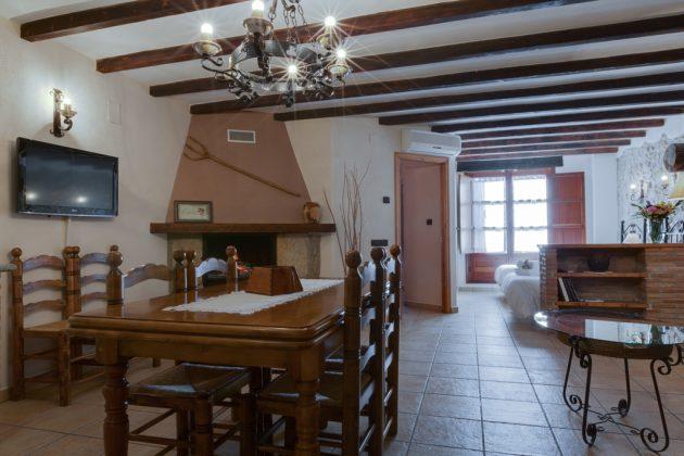 Alojamiento rural Castellón familia Turimaestrat