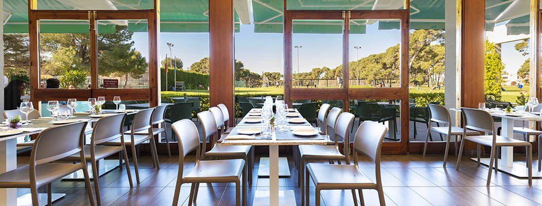 Cafetería Golf Azahar Restaurant