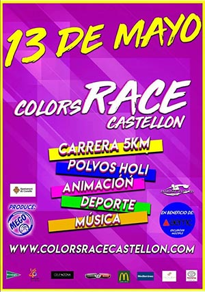 Colors Race Castellón 2018