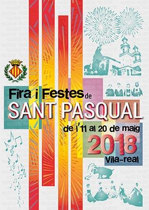 Fiestas de Sant Pasqual de Vila-real 2018