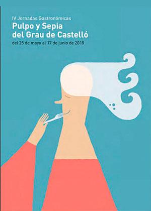 IV Jornadas Gastronómicas del Pulpo y Sepia Grao de Castellón