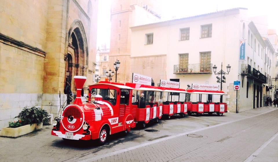 Tren Turístico de Castellón de la Plana