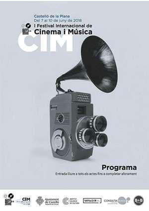 Festival Cinema i Música 2018
