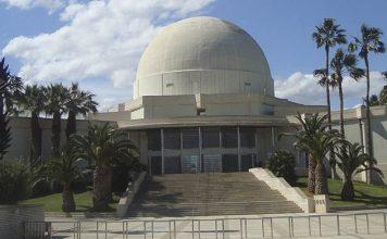 El Planetario del Grao de Castellón