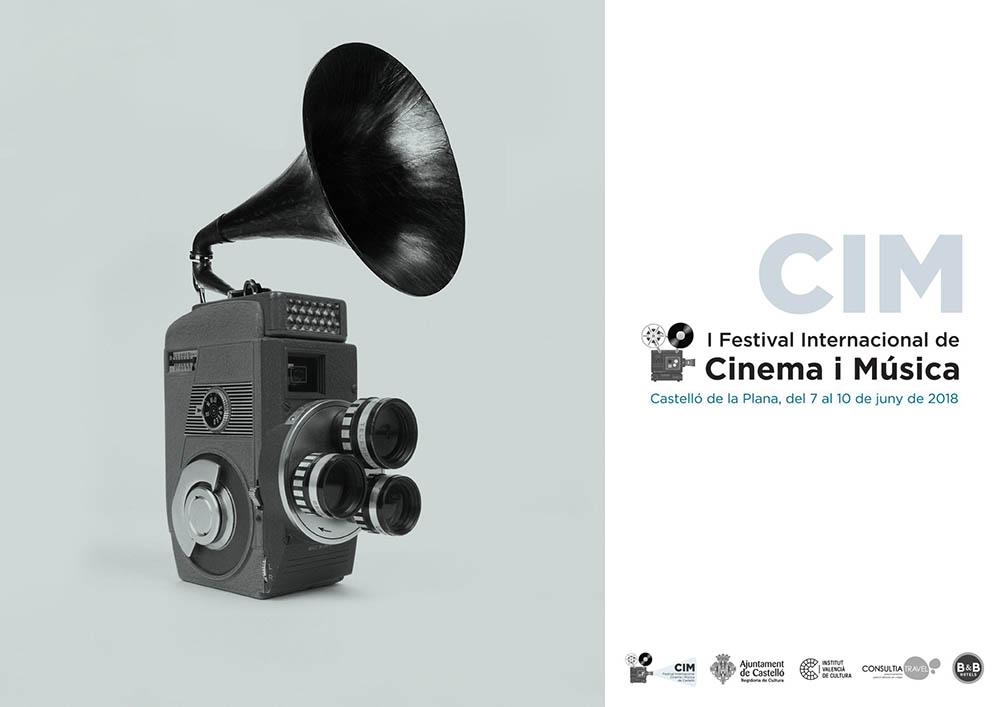El Festival Cinema i Música se celebrará en Castellón del 7 al 10 junio con la presencia de Stephen Frears