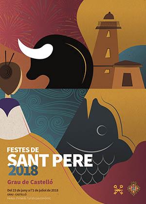 Fiestas de Sant Pere 2018