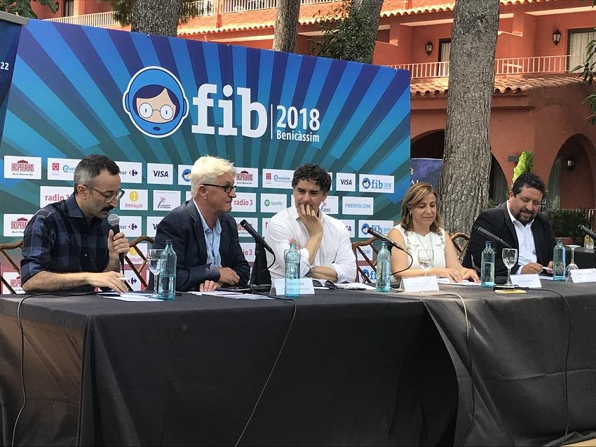 Programa tu visita al FIB con los horarios por escenarios del Festival
