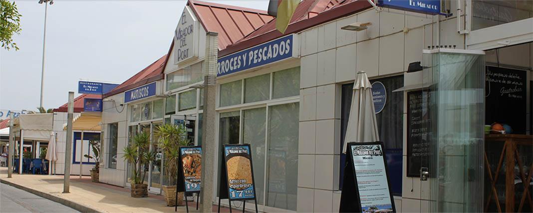Restaurante Mirador del Port