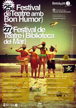 25º Festival de teatro con buen humor