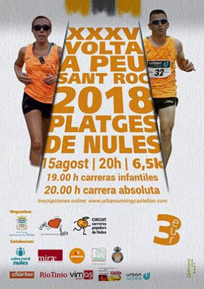 XXXV Volta a peu Sant Roc en Nules