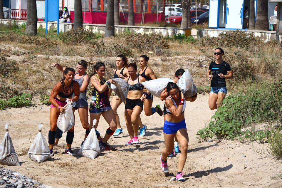 Burriana celebra la segunda edición del Arenal Games