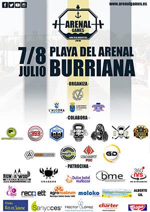 II Arenal Games en Burriana