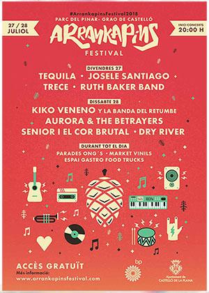 Festival Arrankapins 2018