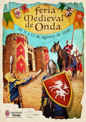 Feria Medieval de Onda 2018