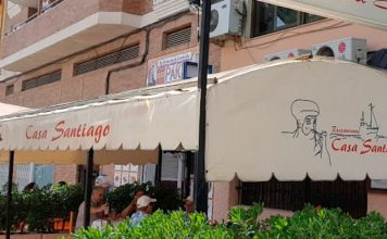 Restaurante Casa Santiago