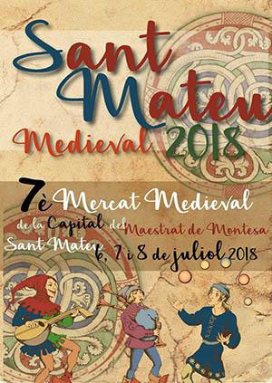 Sant Mateu Medieval