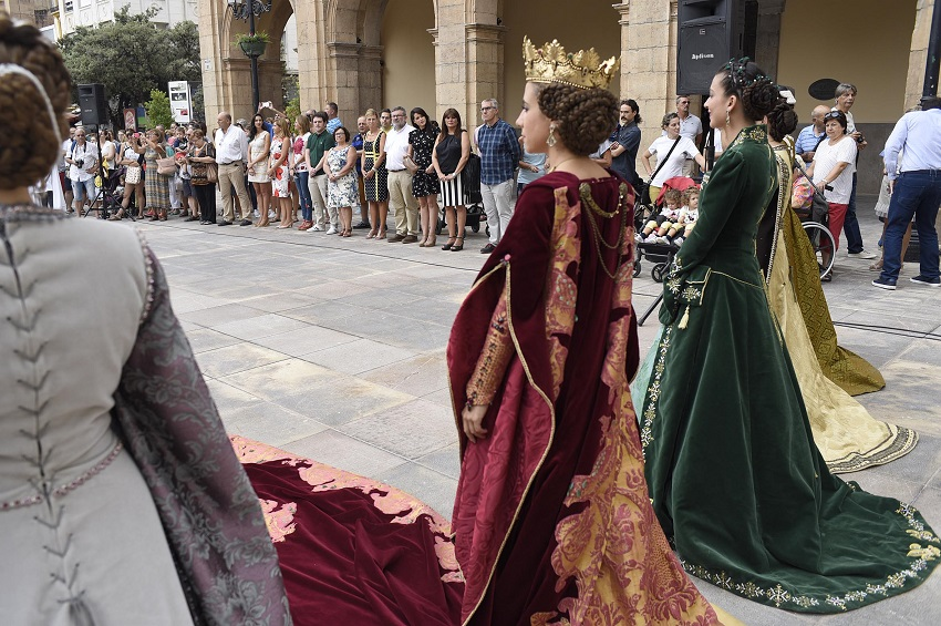 Castellón prepara un intenso fin de semana para celebrar el 767º aniversario de la fundación de la ciudad