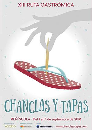 XIII edición de 'Chanclas y Tapas' en Peñíscola