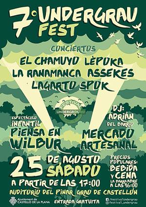 7º Undergrau Fest
