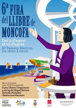 6ª Feria del Libro de Moncofa