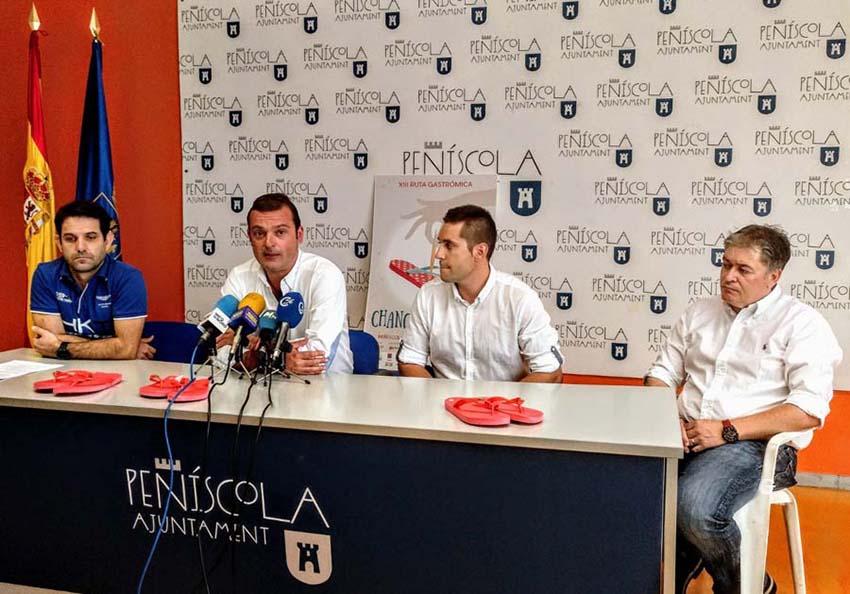 El 1 de septiembre comienza la XIII edición de Chanclas y Tapas en Peñíscola