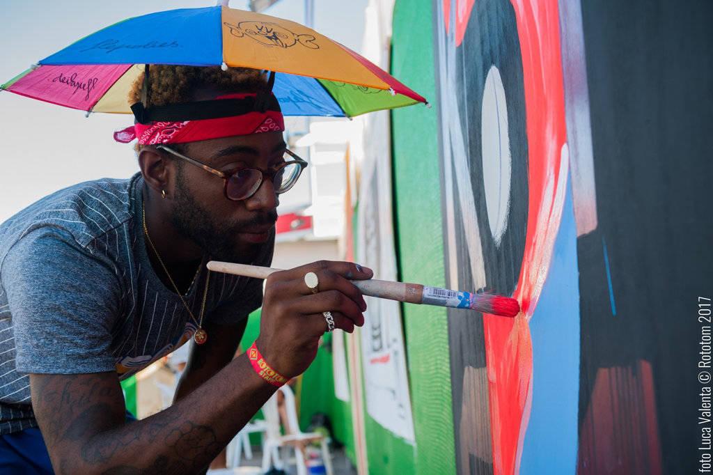 El Rototom Sunsplash presenta los nombres de los artistas de la Social Art Gallery